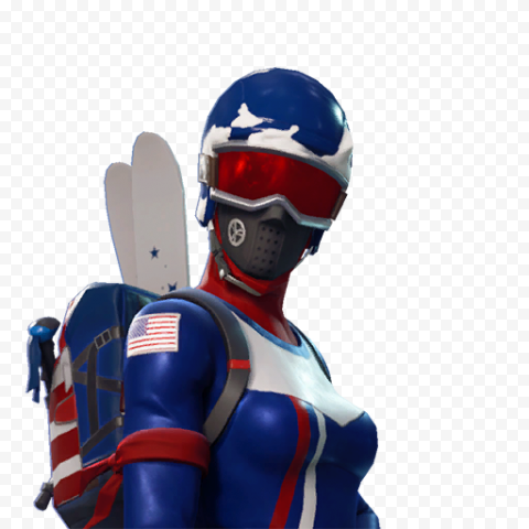 Mogul Master Alpine Ace Girl USA Fortnite