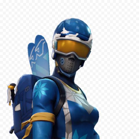 Mogul Master Girl Outfit Alpine Ace Fortnite