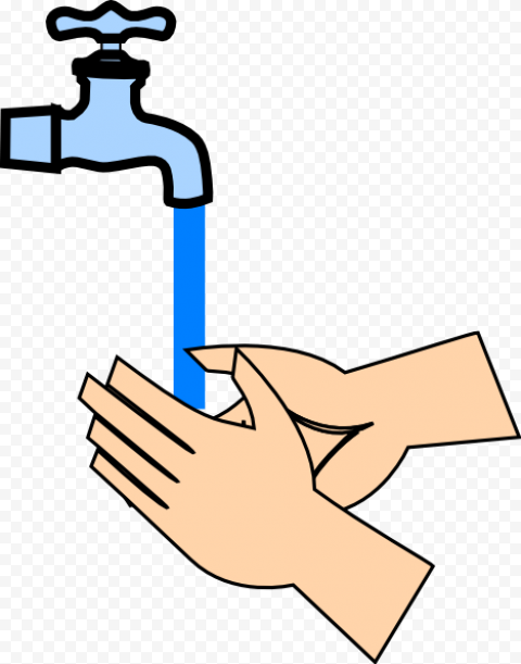 Person Prevention Hands Hygiene Washing Water