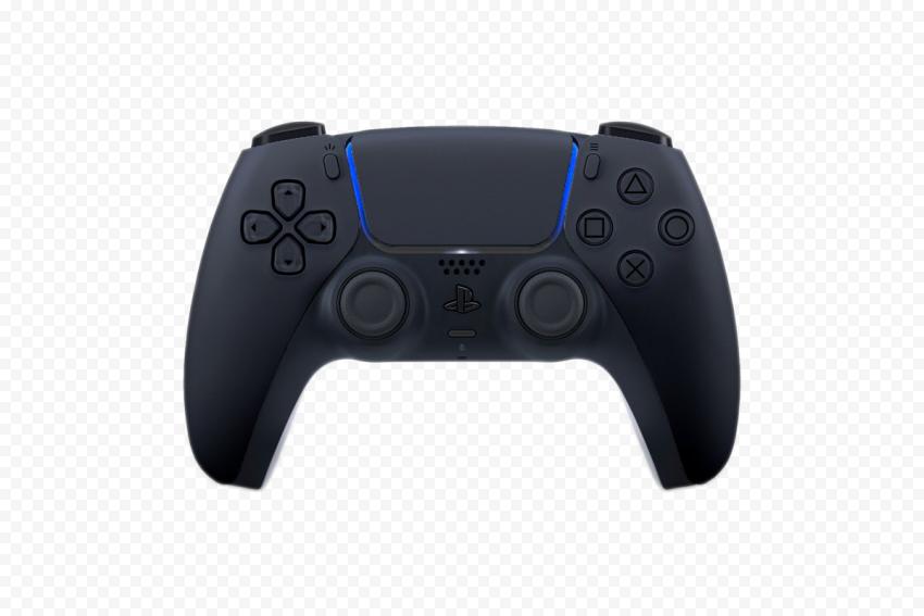 Playstation5 PS5 Black Controller Design Image