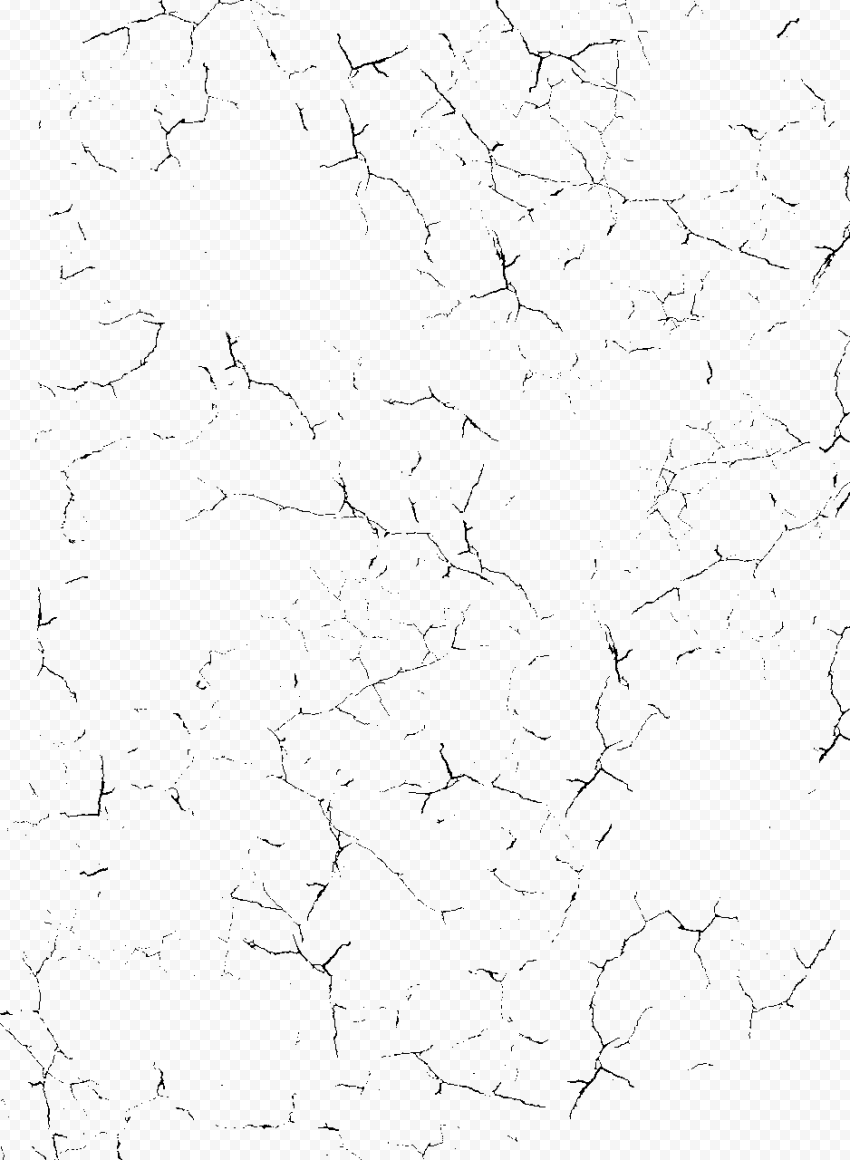 PNG Black Wall Seamless Crack Cracked Texture