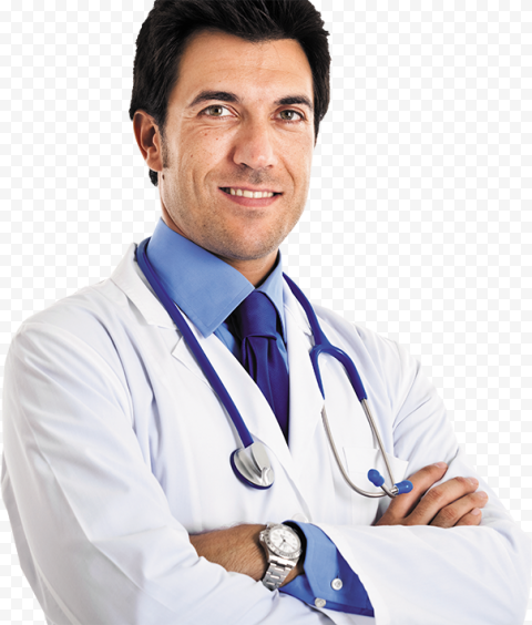 Professional Doc Male Stethoscope Hospital