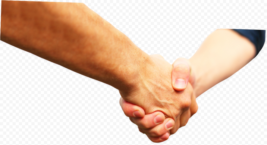 Professional Hands Shake Business Image Greeting