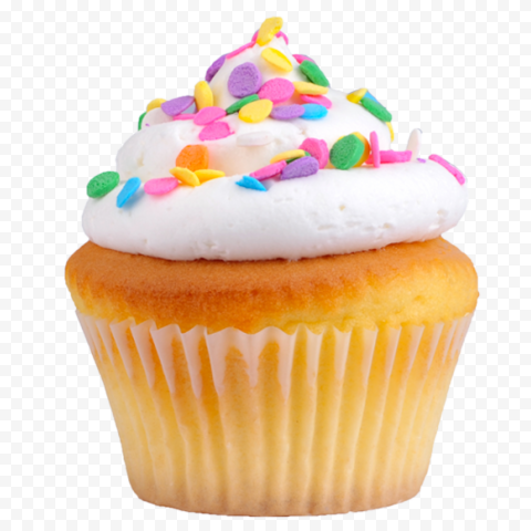 Real Muffin Cupcake PNG