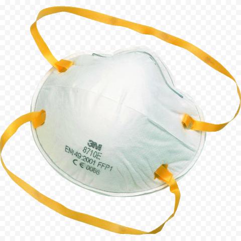 Respirator Dust Mask 3M FFP1 Virus Safety