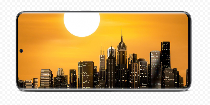 Samsung Galaxy S20 Landscape