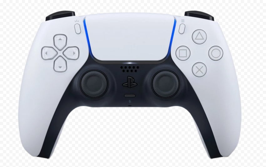 Sony Playstation5 PS5 White Controller Design