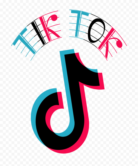 TikTok Logo Brand Music Video Tik Tok