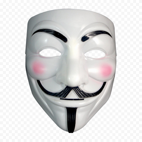 V Anonymous Vendetta Guy Fawkes Mask Hacker