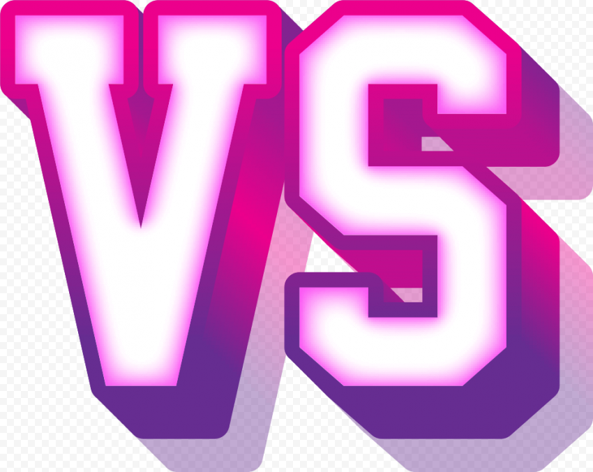 Versus png pink purple light effect