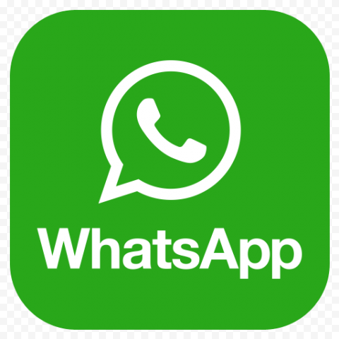 Wathsapp Logo Icon App Square Dark Green