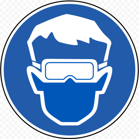 Wear Eyes PPE Goggles Protection Safety