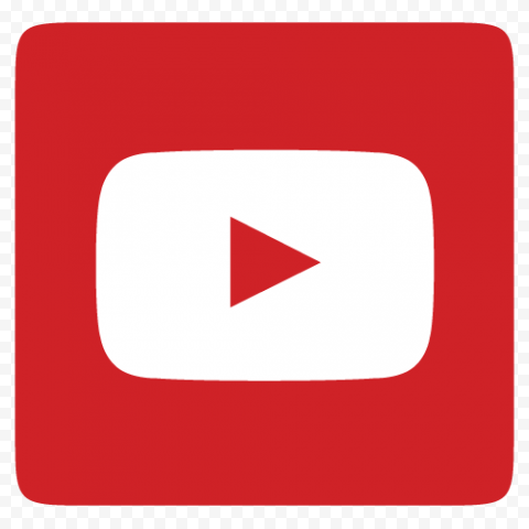 Youtube Logo YT Square Red