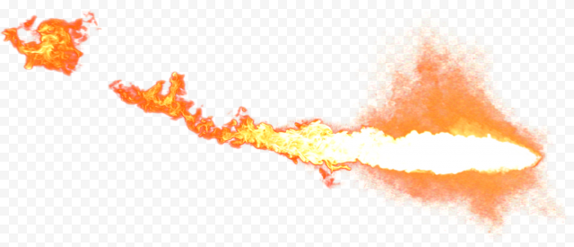 Rocket Fire Png Hd Cutout Png Clipart Images Citypng