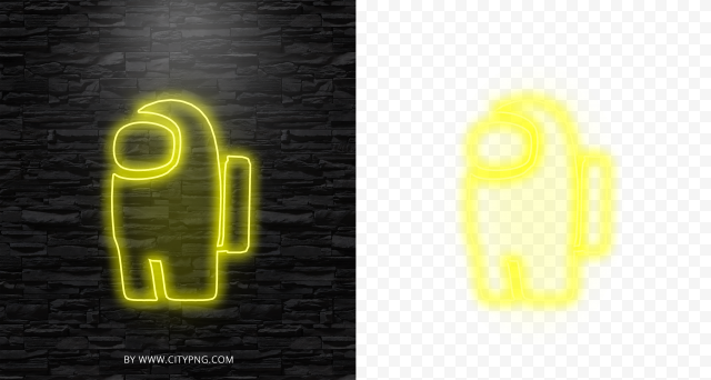 Hd Yellow Among Us Character With Knife On Hand Png Citypng We only accept high quality images, minimum 400x400 pixels. hd yellow among us character with knife