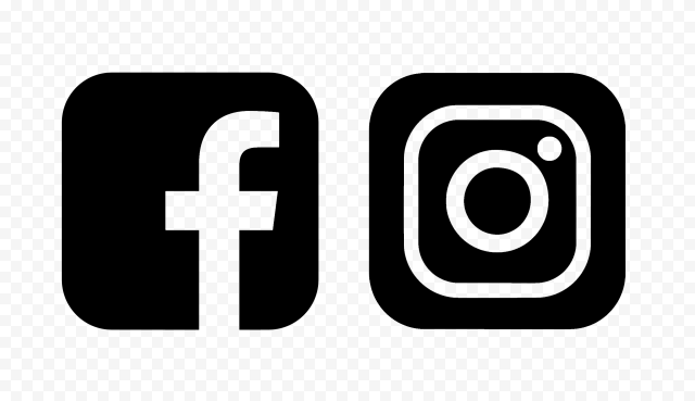 Free black and white facebook icon Free Social
